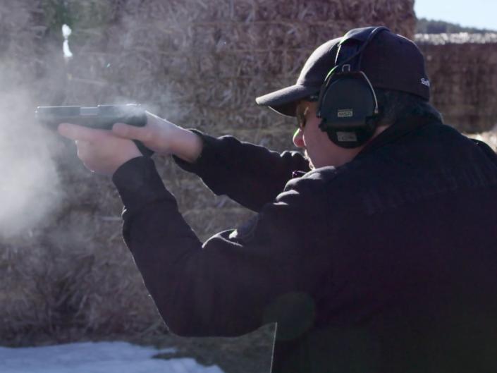 Washington Post SyFy Hunters / Danger & Near Misses