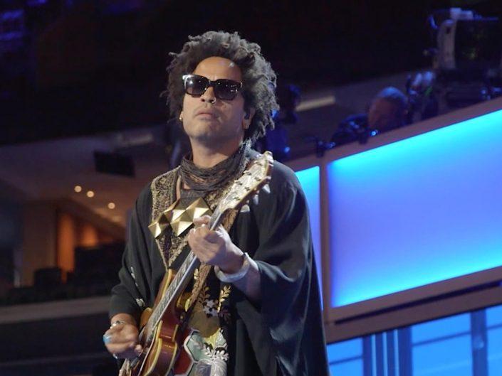 FiveThirtyEight / DNC Day 3: Polls and Lenny Kravitz