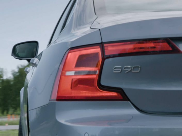Volvo S90 / Driving Dynamics :15 Commercial