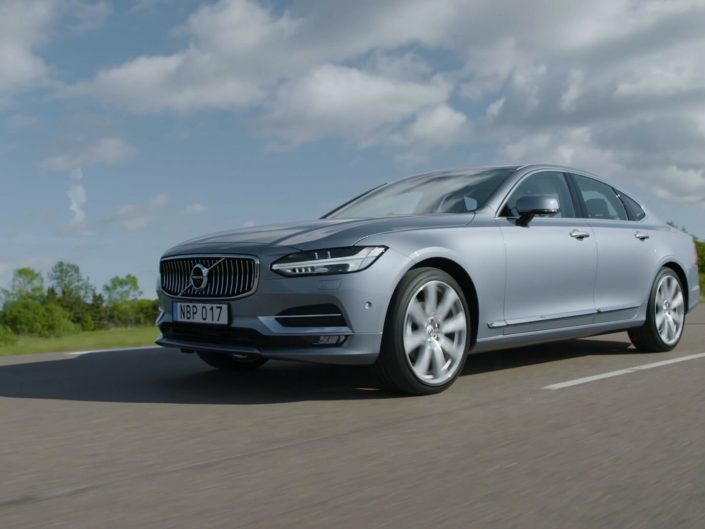 Volvo S90 / Driving Dynamics Feature Video