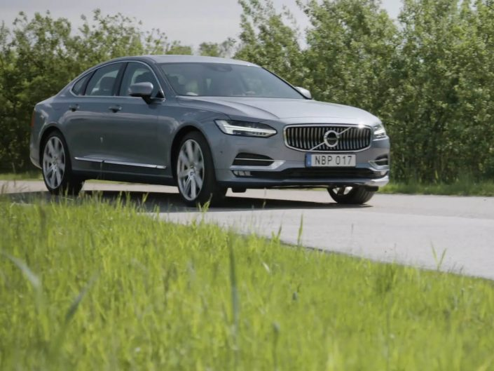 Volvo S90 / Now and Whenever :30 Commercial