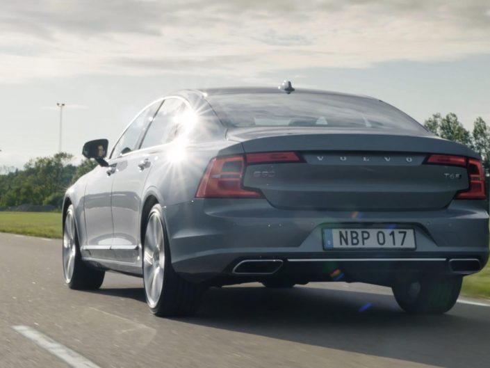 Volvo S90 / Safety Redesigned :30 Commercial